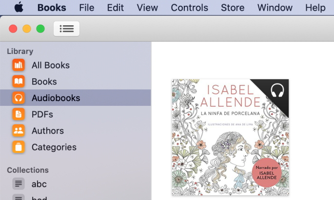 Audible Apple Books